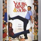 Yours, Mine & Ours Original Movie Poster 27 X40 Double Sided