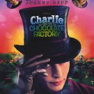 Charlie and the Chocolate Factory Original Movie Poster Double Sided 27x40