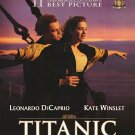 Titanic Intl Version D Movie Poster Double Sided Original 27x40