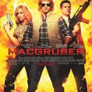 Macgruber Intl Single Sided Original Movie Poster 27x40