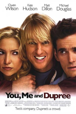 You, Me &Dupree Original Movie Poster 27 X40 Double Sided