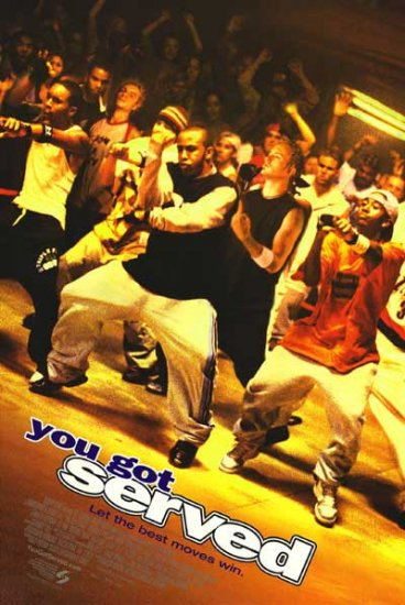 You Got Served Original Movie Poster 27 X40 Double Sided