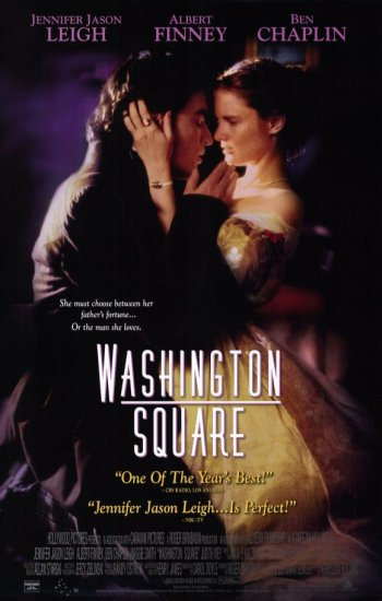 Washington Square Original Movie Poster 27 X40 Double Sided
