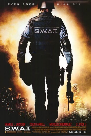 Swat Regular Original Movie Poster 27 X40 Double Sided