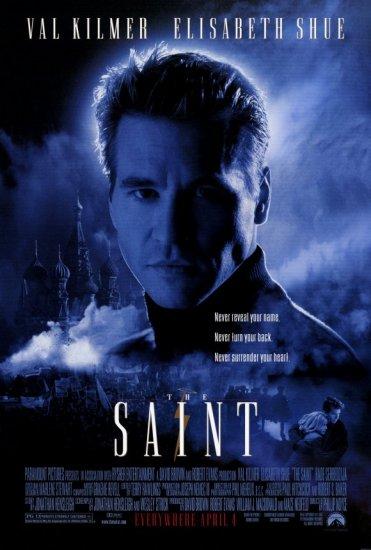 Saint Regular Original Movie Poster 27 X40 Single Sided
