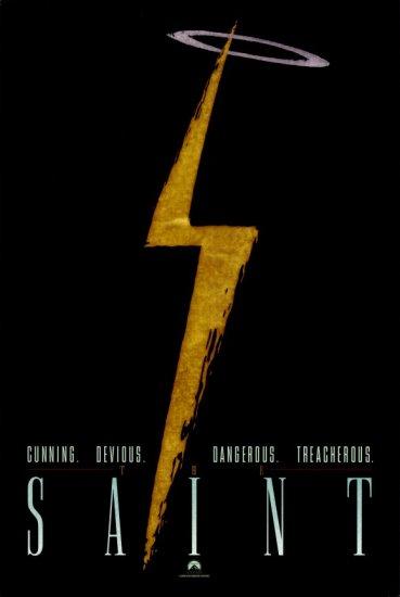 Saint Advance Original Movie Poster 27 X40 Single Sided