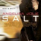 Salt International Original Single Sided Movie Poster 27x40