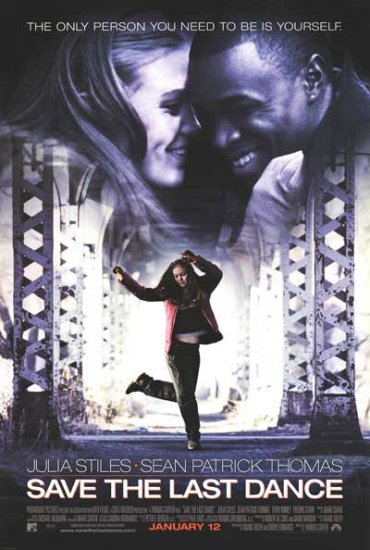 Save the Last Dance Original Double Sided Movie Poster 27x40