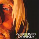 Scanner Darkly W. Harrelson Original Single Sided Movie Poster 27x40