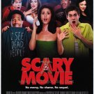 Scary Movie Original Single Sided Movie Poster 27x40