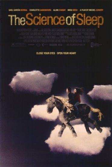 Science of Sleep Original Single Sided Movie Poster 27x40