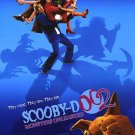 Scooby Doo 2 Original Double Sided Movie Poster 27x40