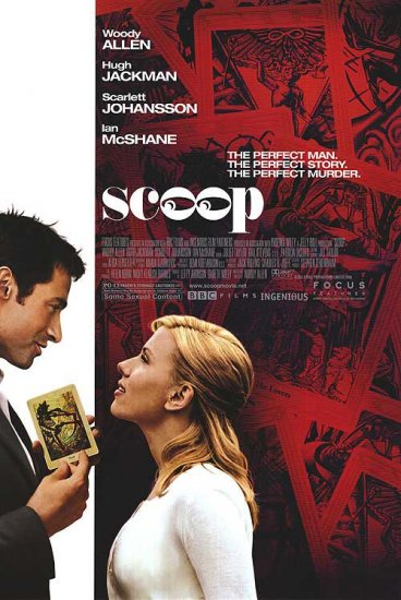 Scoop Original Single Sided Movie Poster 27x40