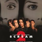 Scream 2 Original Single Sided Movie Poster 27x40