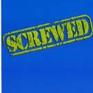Screwed Original Double Sided Movie Poster 27x40