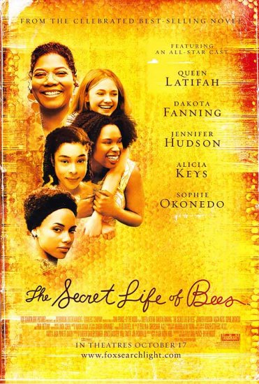 Secret Life Of Bees Original Double Sided Movie Poster 27x40