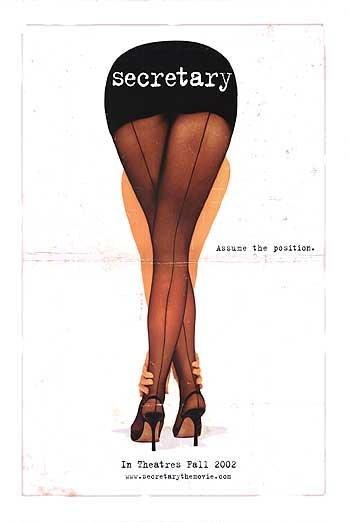 Secretary Advance Original Double Sided Movie Poster 27x40