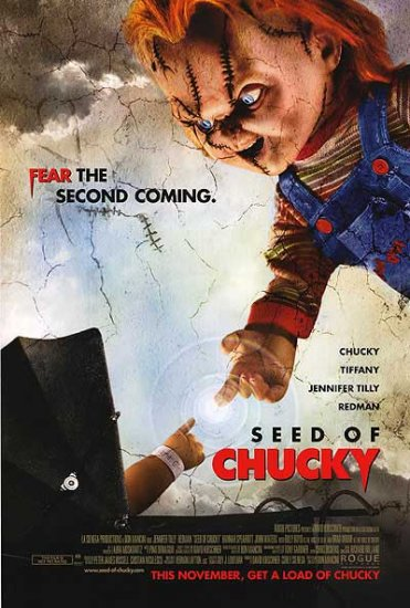 Seed of Chucky Final Original Single Sided Movie Poster 27x40