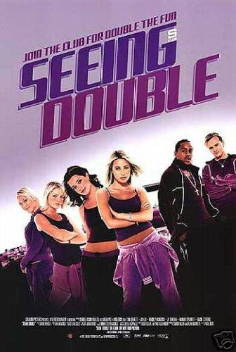 Seeing Double Original Single Sided Movie Poster 27x40