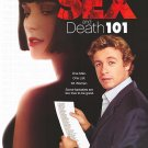Sex and Death 101 Original Double Sided Movie Poster 27x40