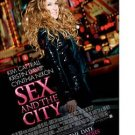 Sex and the City (Black Dress) Single Original Single Sided Movie Poster 11x17