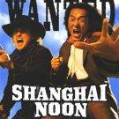 Shanghai Noon Advance Original Movie Poster Single Sided 27x40