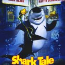 Shark Tale Regular Original Movie Poster Double Sided 27x40
