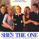 She's The One Original Movie Poster Single Sided 27x40