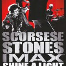 Shine a Light (Red)  Original Movie Poster Single Sided 27x40