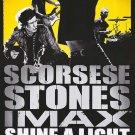 Shine a Light (Yellow)  Original Movie Poster Single Sided 27x40