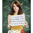 Easy A Original Movie Poster  Double Sided 27 X40