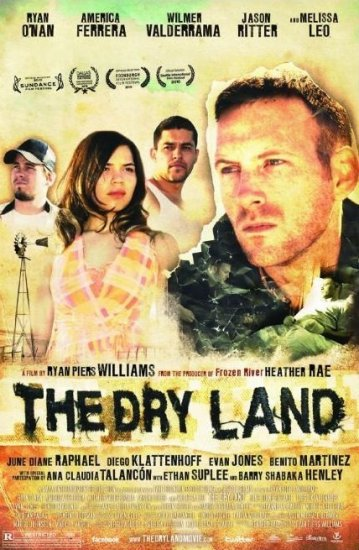Dry Land Original Movie Poster  Double Sided 27 X40