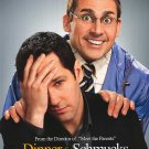 Dinner for Schmucks  Original Movie Poster  Double Sided 27 X40