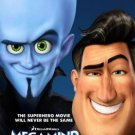 Megamind Advance B  Original Movie Poster  Double Sided 27 X40