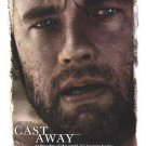 Cast Away Original Movie Poster  Double Sided 27 X40