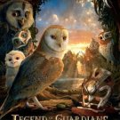 Legend of the Guardians : The Owls of Ga'Hoole Final  Original Movie Poster  Double Sided 27 X40
