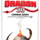 How to Train Your Dragon Ver A  Original Movie Poster  Single Sided 27 X40