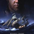 Master and Commander Original  Movie Poster 27X40 Double Sided