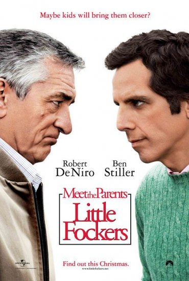 Little Fockers Original Movie Poster Double Sided 27 X40