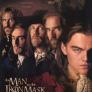 Man With The Iron Mask Single Sided Original Movie Poster 27x40