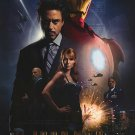 Iron Man International Double Sided Original Movie Poster 27x40