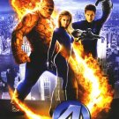Fantastic Four Version A Double Sided Movie Poster Original 27x40