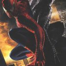 Spider-Man 3 2ND Advance Original Movie Poster Double Sided 27 X40