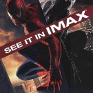 Spider-Man 3 IMAX Original Movie Poster Single Sided 27X40