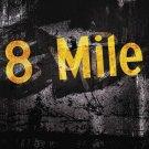 8 Mile Original Movie Poster Single Sided 27X40