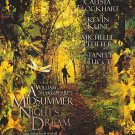 A Midsummer Night's Dream Advance Original Movie Poster 27 X40 Double Sided