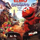 Advantures of Elmo in the Grouchland Original Movie Poster 27 X40 Double Sided