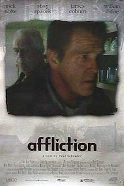 Affliction Original Movie Poster 27 X40 Single Sided