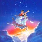 Aladdin Carpet Ver B Original Movie Poster 27 X40 Single Sided