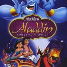 Aladdin Dvd Poster Original Movie Poster 27 X40 Single Sided Special Edition